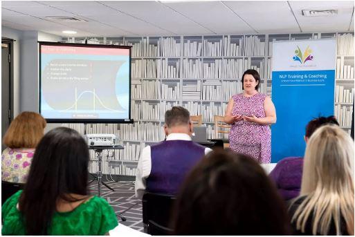 Laura Evans Unleash Your POtential Ltd NLP Training